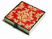 Krabičky - Šperkovnica - 10135980_
