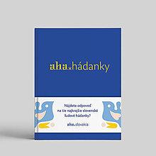 Knihy - aha, hádanky - 10134825_