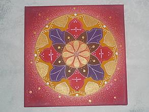 Obrazy - Mandala - 10134458_