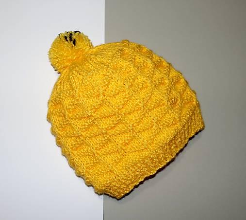 Čiapka pletená