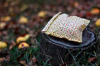 Úžitkový textil - Voskované vrecko Vreckáč 17x17cm (tousťák) - 10134823_