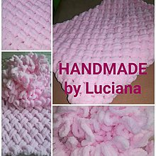 Textil - Detská deka (Hnedá) - 10133277_