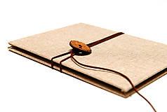 Knihy - Leporelo Natur na foto 13 x 18 cm - 10132447_