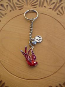 Kľúčenky - kľúčenka, prívesok na kľúče - 10135126_