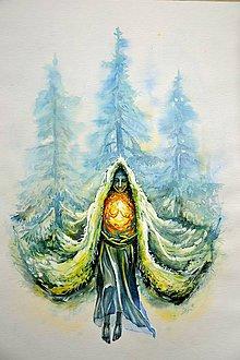 "Obrazy - ""Feel the Trees "" - 10137836_"