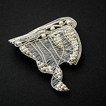 Odznaky/Brošne - Plávajúca brošňa - 10137209_