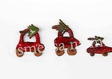 Drobnosti - Usmej sa na mňa: Novoročenky 2 - 10138186_