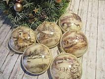 Dekorácie - Vianočné odzoby - 10137506_