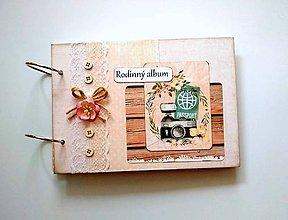 Papiernictvo - Rodinný album A5 - 10139117_