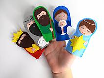 Bábky na prsty Betlehem