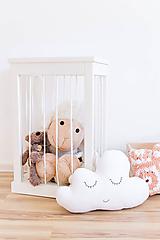 Nábytok - Kôš na hračky - 10137534_