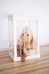 Nábytok - Kôš na hračky - 10137538_