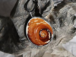 Náhrdelníky - Shiva mušľa - 10141454_