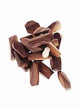 Hračky - Pišlické balančné kamene tmavé - 10142676_
