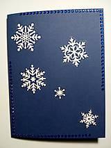 Papiernictvo - Vianočné pohľadnice ,,Vianočné trio