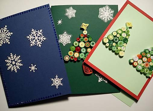Vianočné pohľadnice ,,Vianočné trio