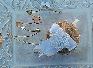 Dekorácie - Vianočná dekorácia - 10141656_
