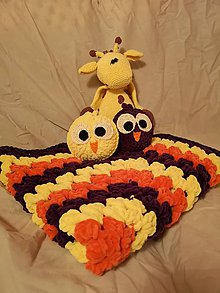 Textil - Deka pre deti - 10142308_