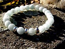 Náramky - Jemný kalcitový - 10141659_