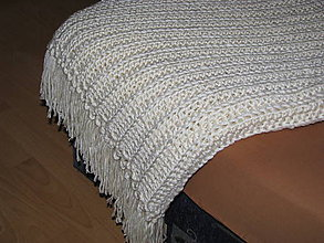 Úžitkový textil - Veľká deka - 10138439_