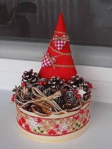 Dekorácie - Vianočná dekorácia - 10145902_