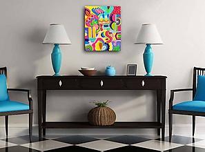 Obrazy - Obraz Abstract Pop I - 10143260_