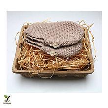 Topánočky - Bio papučky detské škriatkovské (100% ovčia vlna) - 10143264_