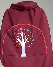 Detské doplnky - softshellová kapsa s odopínateľným flisom - 10147816_