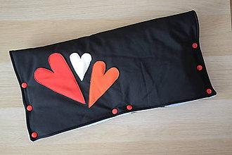 Textil - softshellový rukávnik na kočík - 10147854_