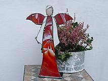 Svietidlá a sviečky - Archanjel Zafkiel - 10145690_