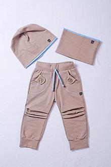 Nohavice - Detské tepláčky - 10145965_