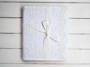 Papiernictvo - Svadobný fotoalbm - 10142928_