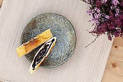 Nádoby - Dezertný tanier - baroková kolekcia - 10143998_