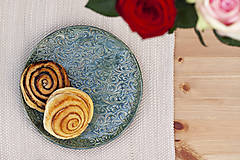 Nádoby - Plytký tanier - baroková kolekcia - 10144067_