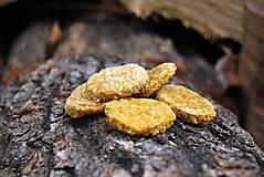 Pre zvieratká - Jablkovo - mrkvové sušienky pre psov - 10147905_
