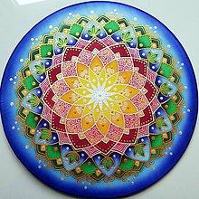 Dekorácie - Mandala...Harmónia života - 10146233_
