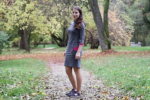 842ffde6cb1d Šaty z merino vlny Liptov   Froggywear - SAShE.sk - Handmade Šaty