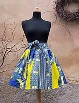 Sukne - AFRIKA - CITRONOVÁ MAKENZI - 10147809_