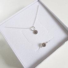 Sady šperkov - Sketch_One :-) 6mm (SET Prstienok+Prívesok (bez retiazky)) - 10145770_