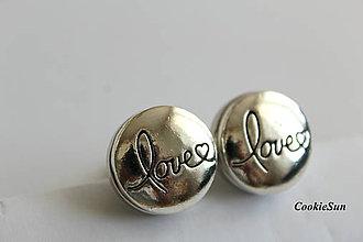 Šperky - Manžetové gombíky Snap Buttons (Snap Buttons