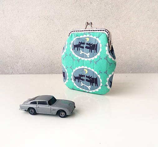 Peňaženka Veľké psi - M