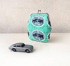 Peňaženky - Peňaženka Veľké psi - M - 10143054_