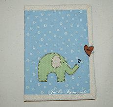 Drobnosti - tehotná slonica - 10147358_
