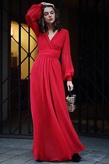 Šaty - Bohémske šaty Diva - 10148271_