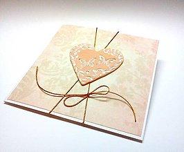 Papiernictvo - Pohľadnica ... aj ako svadobná II - 10151251_