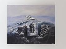 Obrazy - Vianoce v Stalingrade 1942 - 10151086_