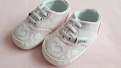 Topánočky - maľované capačky - 10150886_