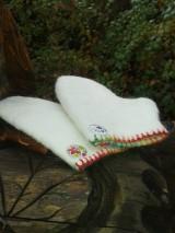 Rukavice - slávnostné rukavičky - 10149366_