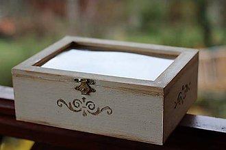 Krabičky - Krabička na čaj - 10148790_