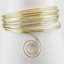 Komponenty - Hliníkový drôt Perleťová Ø1,5 mm - 10150166_